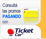 Promos Ticket Car